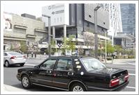 タクシー観光風景4